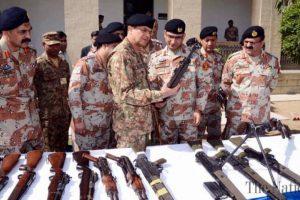 تعيين الجنرال نافيد مختار مديراً للمخابرات الباكستانية