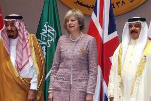 الخارجية الإيرانية تستدعي السفير البريطاني على خلفية تصريحات تيريزا