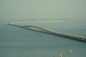 جسر يربط البحرين بالسعودية مشروع عملاق يبدء  في ٢٠١٧