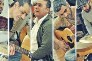 فريق وسط البلد يستعد لتقديم حفل غنائي الليلة بجامعة عين شمس في كلية الصيدلة