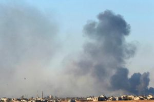 إسرائيل تقصف سوريا والأسد يستنكر !