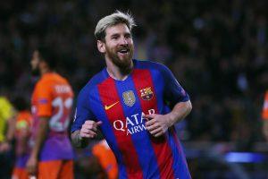 نادي برشلونة يحقق فوزاً كبير على مضيفة فريق بوروسيا مونشنجلادباخ بأربعة أهداف نظيفة
