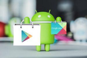 قوقل تعمل على الفصل بين التطبيقات والالعاب عبر فئات مختلفة ضمن متجر Google Play Store
