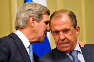 أنباء عن إتفاق أمريكي روسي لوقف إطلاق النار بحلب