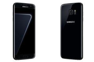 صدور النسخة الجديد من هواتف سامسونج جالكسي ذات اللون الاسود اللامع