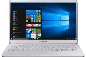 سامسونج تعلن عن جيلها الجديد من الحاسوب المحمول  تحت مسمى Notebook 9