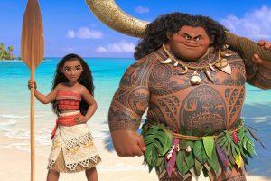 """""""موانا"""": فيلم رسوم متحركة يحتل المرتبة الأولى بين باقي الأفلام"""