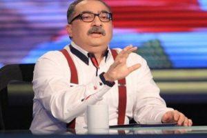الإعلامي إبراهيم عيسى يودع متابعيّ برنامج مع إبراهيم عيسى وقناة القاهرة والناس في عام 2017
