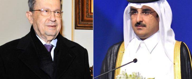 ميشال عون يواصل جولته الخارجية بزيارة قطر