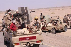 الجيش الوطني اليمني والمقاومة الشعبية تسيطران على منطقة يختل الساحلية