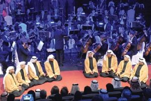 """إفتتاح مهرجان """"القرين الثقافي"""" في الكويت مساء يوم الثلاثاء الموافق 10/1/2017"""