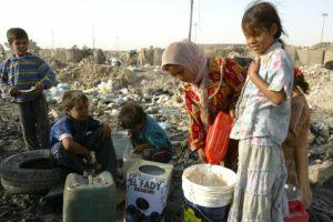 تحذيرات من مجاعة بالموصل
