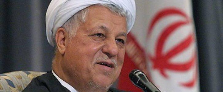 وفاة الرئيس السابق لإيران هاشمي رفسنجاني