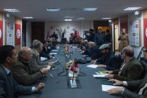 جبهة إنقاذ تونسية من أحزاب المعارضة
