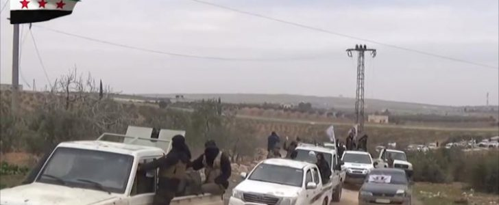 مدينة الباب السورية سباق بين المعارضة والنظام وداعش تتراجع