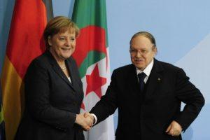 مرض عبد العزيز بوتفليقة يرجئ الزيارة المرتقبة للمستشارة الألمانية إلى الجزائر مؤقتا