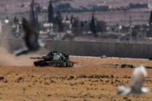 تركيا تعلن سيطرة الجيش الحر على مدينة الباب والمرصد السوري يعلن خضوع أجزاء منها لتنظيم الدولة