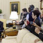 ترامب يخرج عن المألوف ويقاطع حفل عشاء مراسلي البيت الأبيض