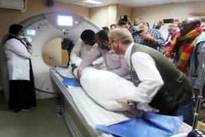 ابحاث وتقارير تريد التعرف عن إمكانية اصابة مومياوات الفراعنة بالسرطان