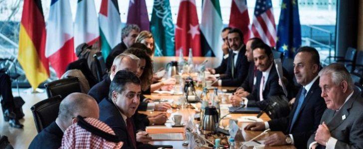الولايات المتحدة الأمريكية تعلن تضامنها مع الدول الداعمة للمعارضة السورية في وجه روسيا