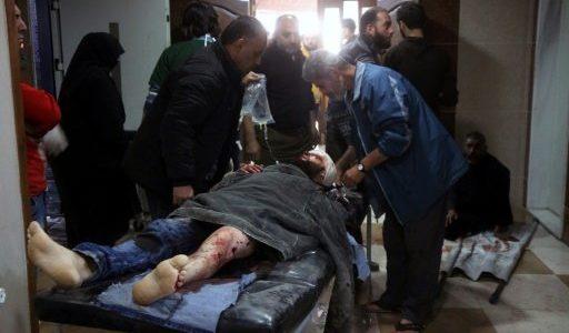 أطباء بلا حدود تتهم قوات النظام السوري والمقاتلات الروسية بتدمير ممنهج للمرافق الصحية في سوريا