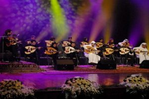 الاحتفال بالارث الموسيقي العربي العظيم تبدأ فعاليات بيت العود يوم الخميس 16-02-2017