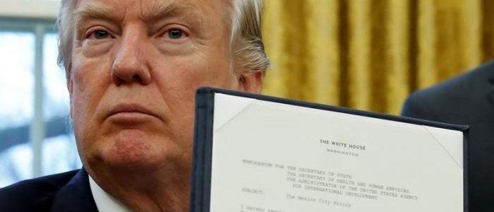 تعديلات على قوانين الاستثمار من قبل ترامب وموافقة على عرض الكونغرس الامريكي
