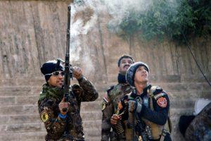 الناتو يدرب جنودا عراقيين على تعطيل العبوات الناسفة لمواجهة تنظيم الدولة الإسلامية