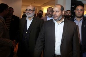 جولة جديدة من الزيارات بين حماس ومصر اليوم بوصول وفد إلي مصر