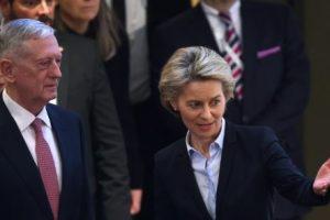 العديد من القادة الأوربيين يوجهون تحذيرات للرئيس الأمريكي حول الإتحاد الأوروبي وروسيا