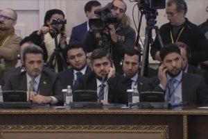 غداً تواصل إجتماعات الآستانة لتثبيت وقف إطلاق النار في سوريا وسط أنباء عن خلافات