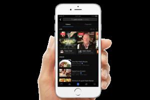 فيسبوك تسعى إلى إصدار تطبيق التلفزيون كمنافس لكلا من آبل تي في ونتفليكس