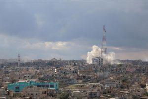 درعا تشهد تقدم للمعارضة وقصف روسي مكثف قبل أيام من جينيف