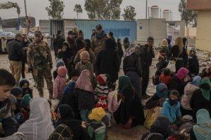منظمة أطباء بلا حدود تكشف عن تعرض عشرات الألاف من المدنيين بالجانب الغربي من الموصل للخطر