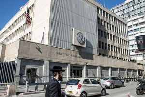 الكشف عن لقاءات أمريكية إسرائيلية لبحث نقل السفارة الأمريكية إلى القدس