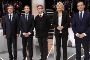 جماعة الإخوان المسلمبن تحضر في مناظرة لمرشحي الانتخابات الرئاسية في فرنسا