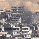 انهيار عناصر النظام السوري وميليشياته أمام المعارضة السورية باشتباكات ريف حماة