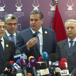 العثماني يلتقي بالأحزاب السياسية المغربية الممثلة بالبرلمان لبحث التشكيل الحكومي
