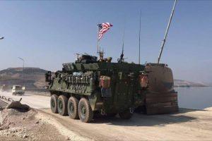 القوات الأمريكية تنشر عدد من قواتها بمدينة منبج السورية والجيش السوري الحر يأسر مقاتلين كرديين