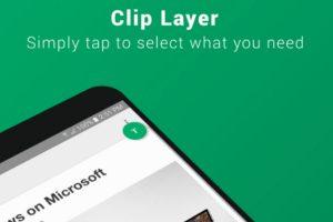 تحميل تطبيق Clip Layer الخاص بهواتف اندرويد