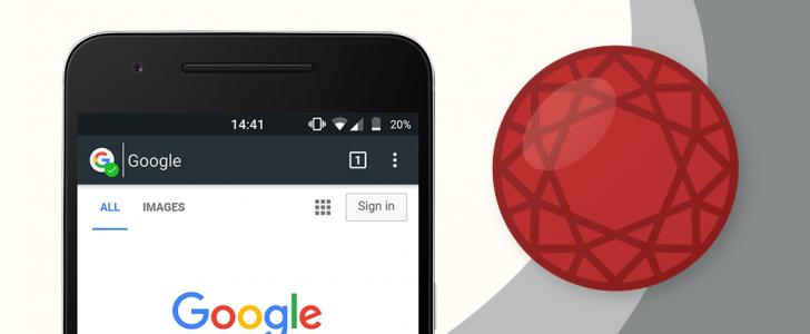متصفح Pyrope لهواتف الأندريد ومميزاته الرائعة