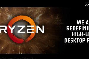 شركة AMD توفر معالجات ذات سرعة فائقة وتكلفة قليلة  Ryzen 7