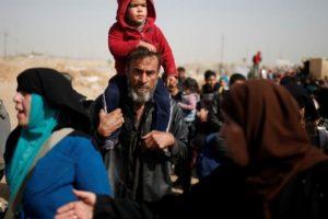الأمم المتحدة تعبر عن قلقها إزاء مقتل مدنيين خلال العملية العسكرية لإستعادة الأحياء الغربية من الموصل