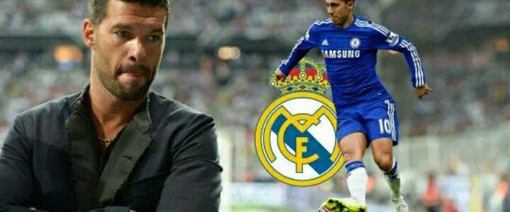 القيصر الصغير يحذر هازارد من الانتقال لريال مدريد