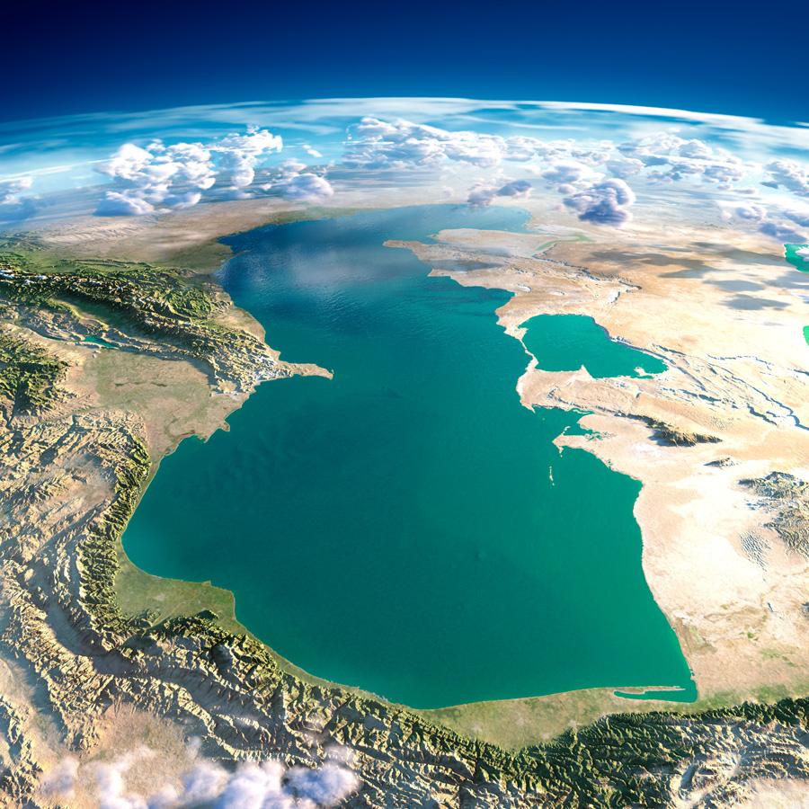 بحر قزوين