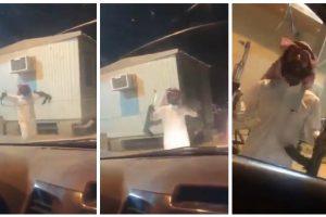السعودية: النائب العام يعتقل شاب هدد بقتل مواطنين