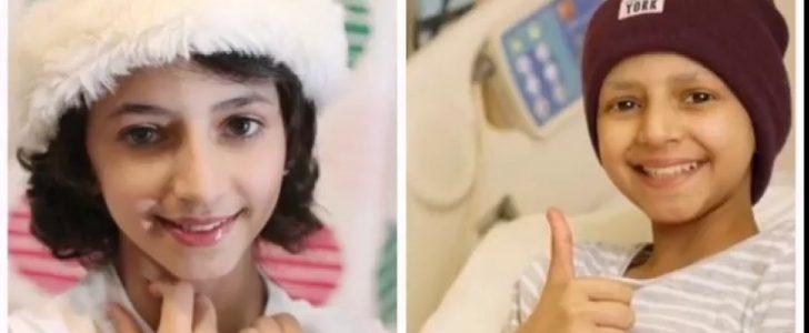 وفاة نوال الغامدي الطفلة السعودية محاربة السرطان