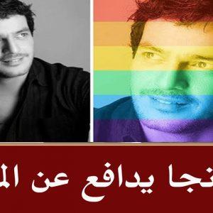 خالد أبو النجا يثير الاستنكار بدفاعه عن حقوق المثليين