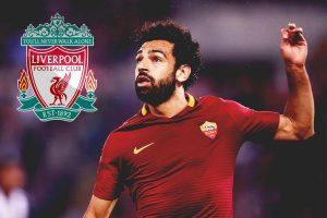 محمد صلاح يقود ليفربول إلى القمة