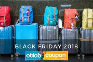حقائب السفر وعروض الطيران اون لاين في البلاك فرايداي 30 نوفمبر 2018